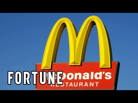 McDonald's Unveils New Employee Uniforms I Fortune