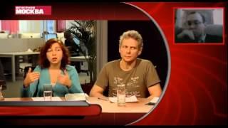 Смотреть видео Вечерняя Москва: Круглый стол: