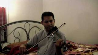 Ithratholam Ennae Konduvaneeduvaan - Violin Instrumental (Malayalam Christian song)