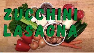 Zucchini Lasagna!