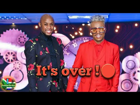 Oh no!😢it looks like it ended in tears for Somizi and Mohale...