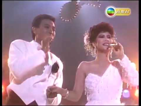 甄妮 Jenny Tseng 劉德華 Andy Lau - 世間始終你好 Live 1984