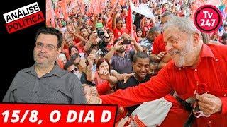 Baixar Análise Política com Rui Costa Pimenta - 15/08, o dia D