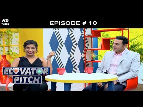 Elevator Pitch - Episode 10 - Dance your way into my heart!