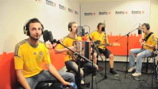 Los Colorados - I Like To Move It (Live bei Radio Hamburg)