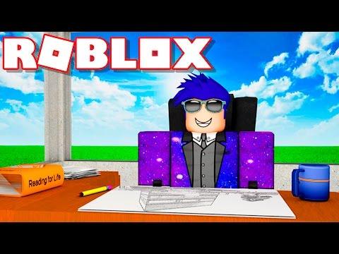 Roblox → VIDA DE DESENVOLVEDOR DE JOGOS !! - Game Development Tycoon 🎮