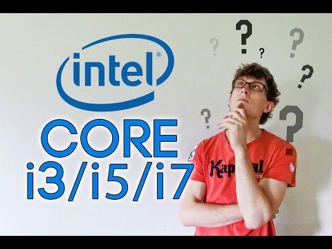 Les processeurs Intel - Core i3/i5/i7 [5 Minutes Pour]