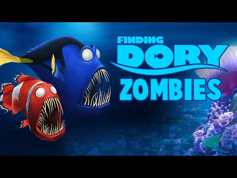 NEW! FINDING DORY ZOMBIES ★ Call of Duty Zombies Mod