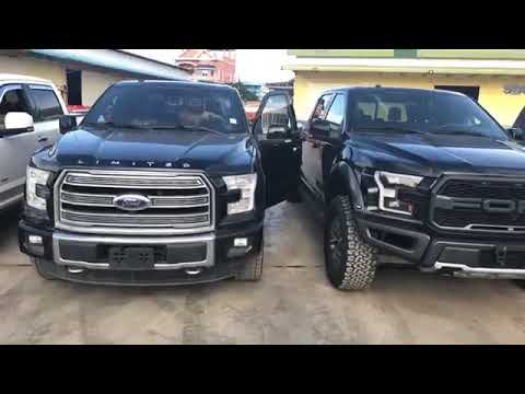 2019 Ford Raptor & Ford f 150 Platinum Black Review