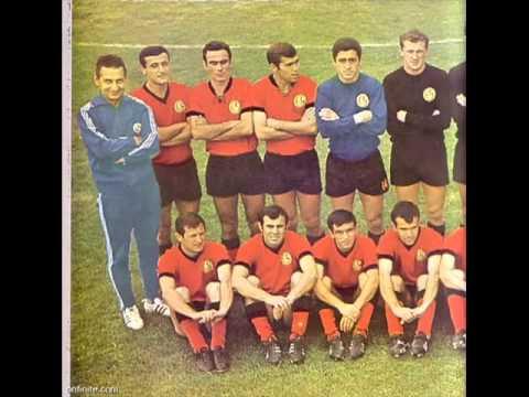 """1968 Eskişehirspor Marşı / Kadriye İnletir - """"Sizlerin meftunuyum, hayranıyım, kurbanıyım"""""""