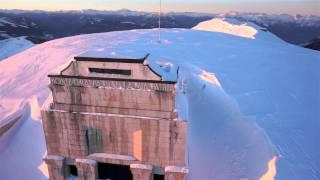 Monte Grappa riprese aeree con drone