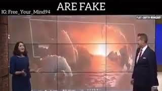 NASA ADMITS SPACE AND PLANETS ARE FAKE.