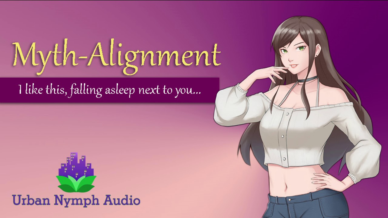 Myth-Alignment: I love falling asleep next to you [F4A][audio][roleplay]