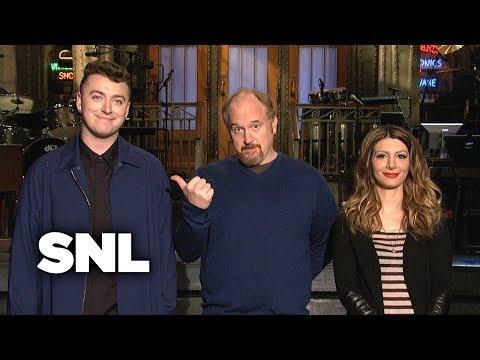 SNL Promo: Louis C.K. and Sam Smith
