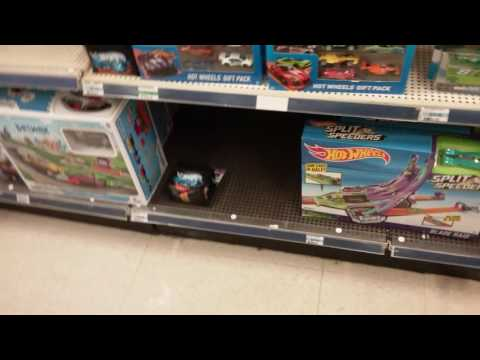 In Store at Kmart! Super HW Hudson Find While on Vacation!