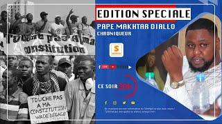 Édition spéciale avec Pape M. Diallo - M23 10 ans après : Bilan, leçons et perspectives (Senego-TV)