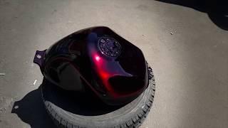 видео Окраска автомобиля - эксклюзивный цвет Канди