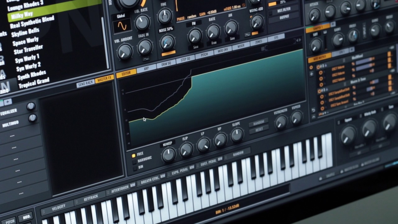 Download Vengeance Producer Suite Avenger v1 2 2 WIN