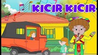 KICIR KICIR (lagu daerah Betawi)   Diva Bernyanyi   Lagu Daerah   Lagu Anak Channel