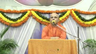 Handling Stress, the Vivekananda way- Swami Bheetiharananda