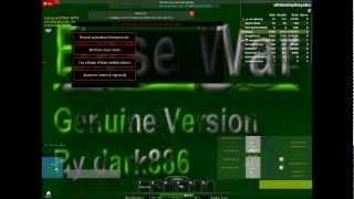 Roblox: base Wars desde: 2009 por: D4rk446