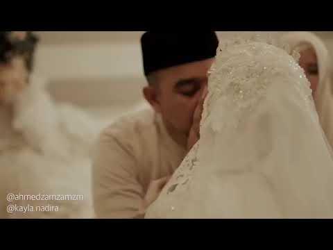 Akad Pernikahan Zamzam & Kayla