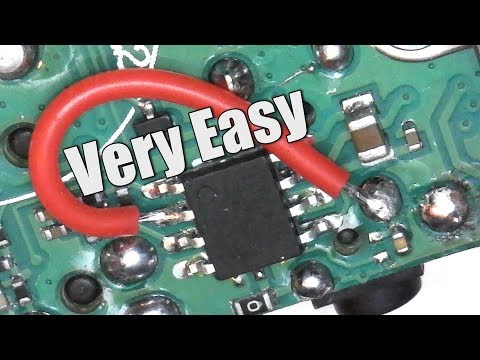 Baofeng UV-5R Mod for Allstar & IRLP Nodes (Ham Radio) - YouTube