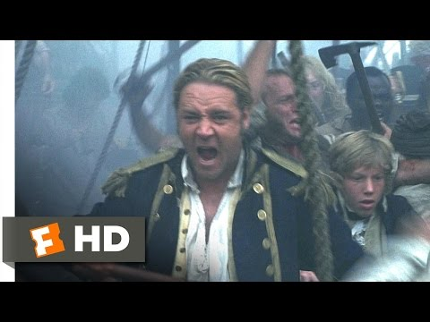 Master And Commander (4/5) Movie CLIP - Hand To Hand Combat (2003) HD
