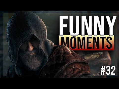 ASSASSINS CREED ODYSSEY - funny twitch moments ep. 32 thumbnail