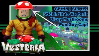Roblox Vesteria and the Legend of the Sharpest Stick! (Stream Highlights)