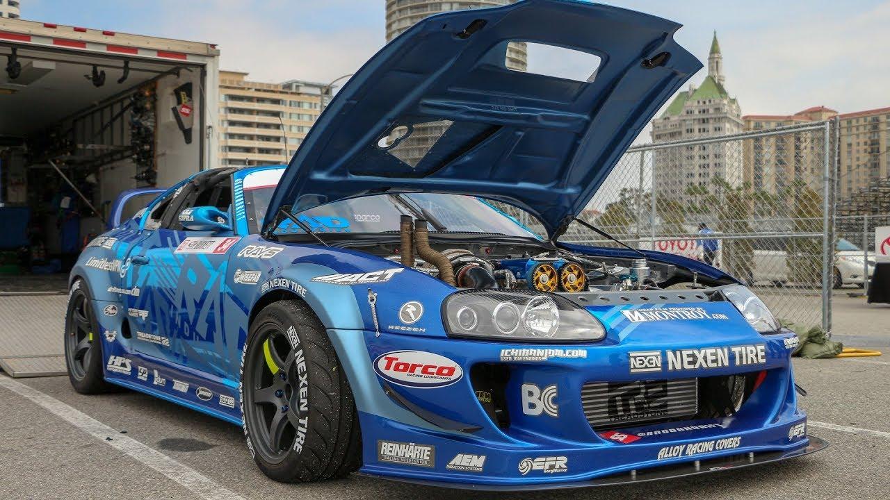 drift formula cars fd insane beach long