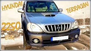 Hyundai Terracan, покупатель отказался от машины.