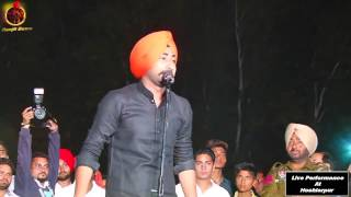 RANJIT BAWA | LAA LAYI VE MUNDRI | LIVE PERFORMANCE AT HOSHIARPUR 2015 | OFFICIAL FULL VIDEO HD