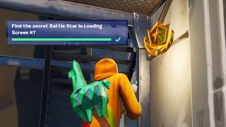 Week 7 Secret Battle Star Season 9 Location Guide - Fortnite Battle Royale