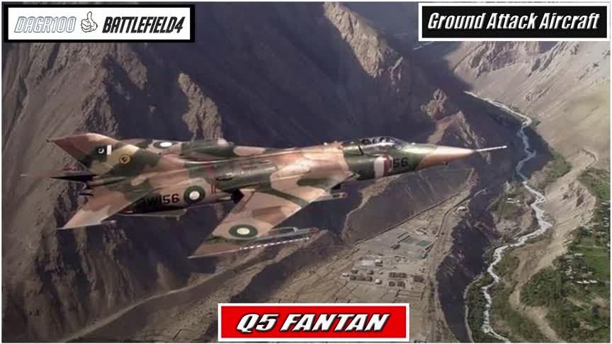 Q 5 Fantan Ground Attack Aircraftmp4