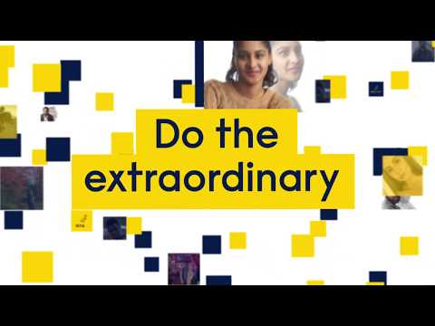 Do the Extraordinary