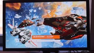 Xiaomi TV Box 3 Antutu Benchmark and 3D Mark Test
