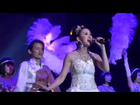 Miss Malaysia Charity Night 2015