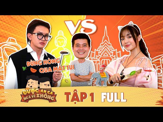 ĐACNVK TẬP 1 FULL   Cãi lời Khương Dừa, Anh Thám Tử và Yeye Nhật Hạ