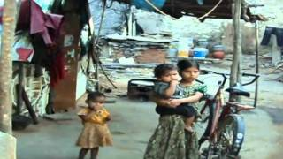 Hyderabad slum.mov