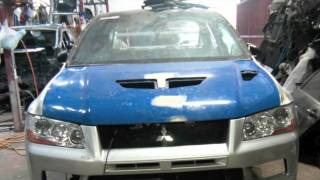 EVO 9 from lancer how to Rebuild (Thailand Only).m4v
