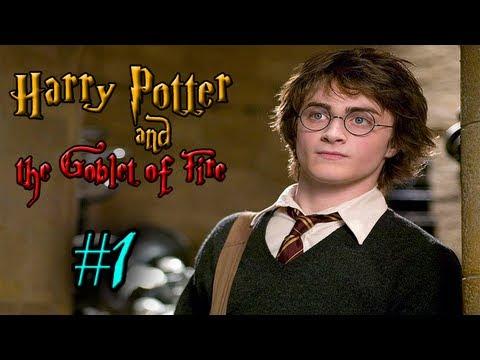 Гарри Поттер и Кубок Огня Подробное Прохождение Часть 8 Третий тур:Лабиринт