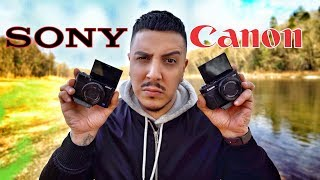 Sony RX100 V vs Canon G7X II - 2019 - Like They Were Brand New EP 1
