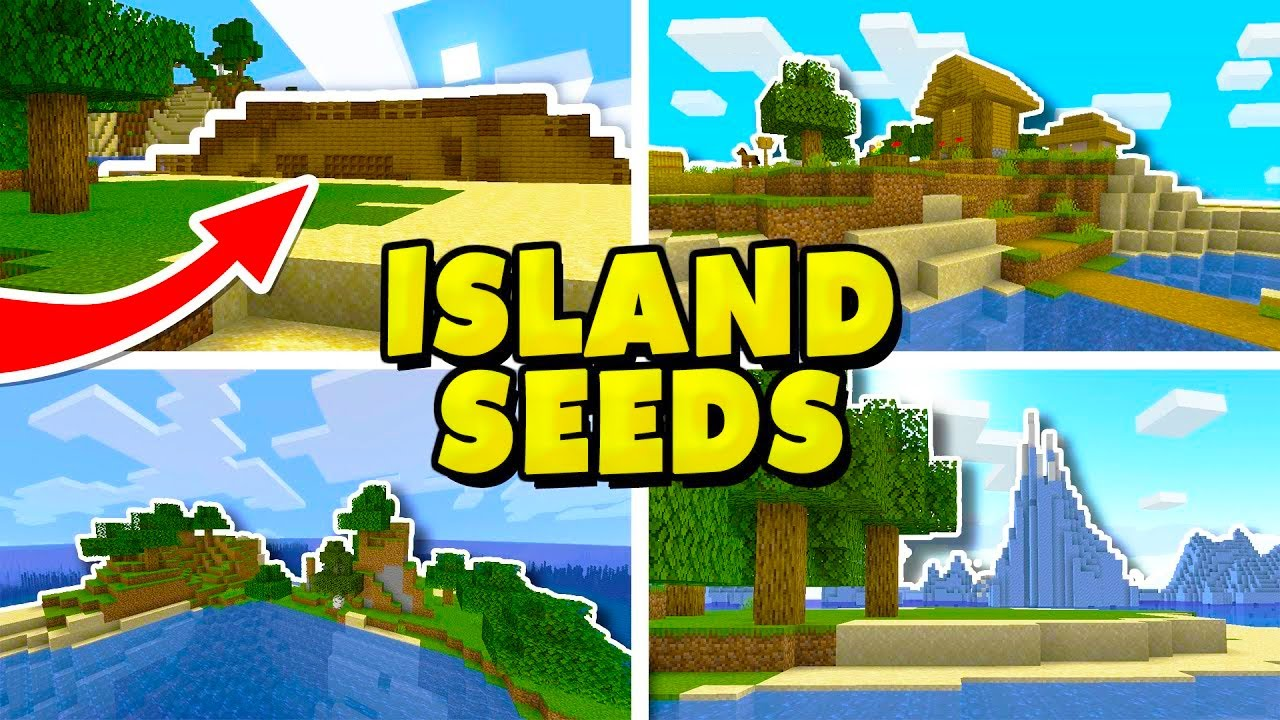 2021 island (!) seeds dating minecraft pe ps4 best in survival Best Minecraft
