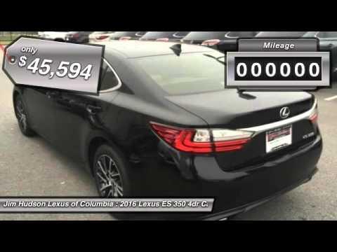 2016 Lexus Es 350 Columbia Sc 24573 Youtube