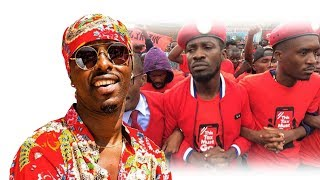 Stop jumping onto Bobi Wine's wagon. Eddy Kenzo tells artists joining politics