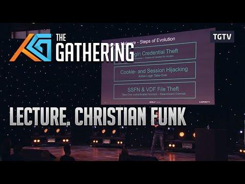 TG17: Lecture - Christian Funk - Hvordan har gaming-malware utviklet seg