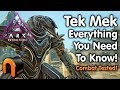 ARK Extinction TEK MEK Everything You Need To Know!