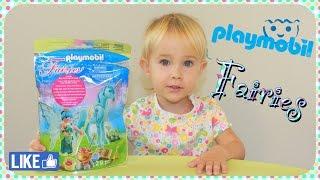 Playmobil 5441 Fairies  Healer Fairy with Unicorn | Фея и Единорог. Серия Феи