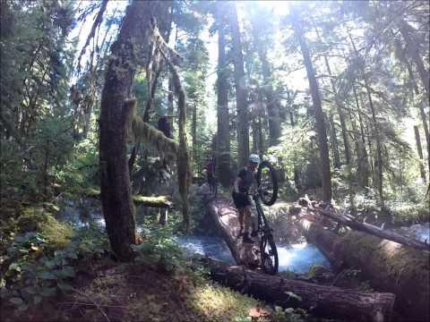Mountain Bike Oregon 2014
